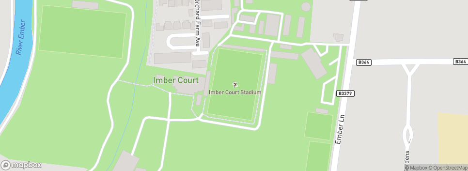 Metropolitan Police FC Imber Court Sports Club