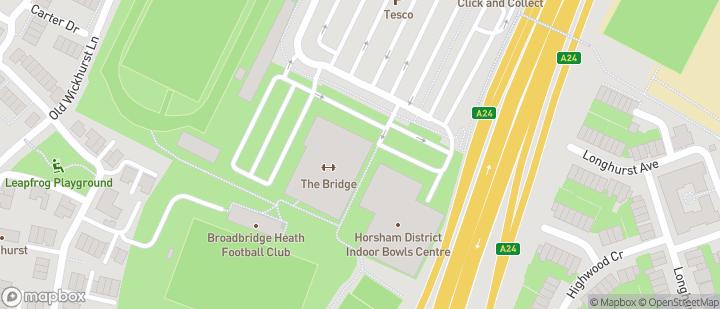 Horsham (Broadbridge Heath Leisure Centre)