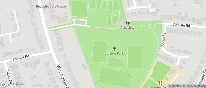Hearts of Teddlothian - Carlisle Park