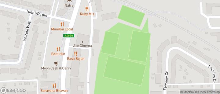 Harrow Town Sports Ground