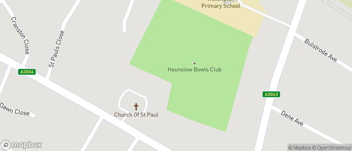 Indian Gymkhana Cricket - Church Meadows Ground