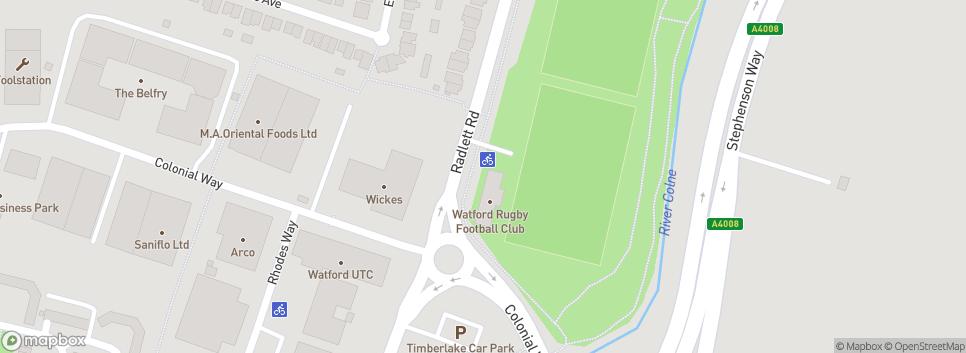 Watford Rugby Club Watford Rugby Club