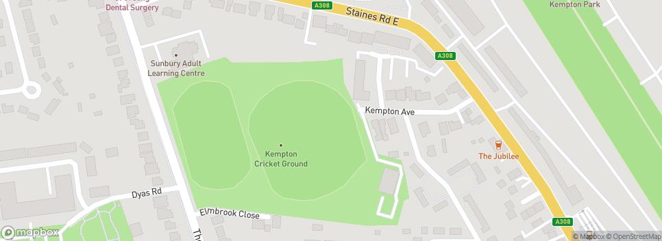 Kempton Cricket Club Kempton Avenue