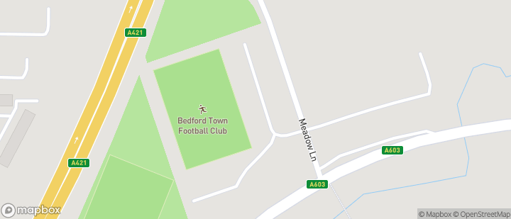 Bedford Town Football Club