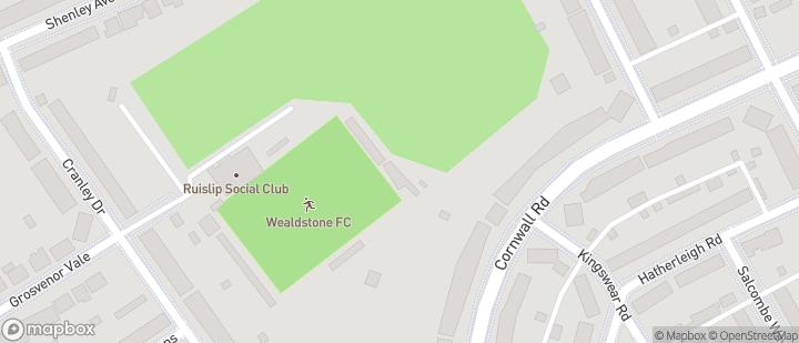 Grosvenor Vale - Soccer 7's pitch