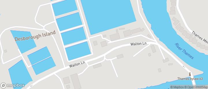 Weybridge Vandals