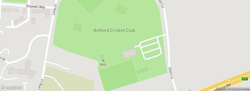 Ashford (Middlesex) Cricket Club Short Lane
