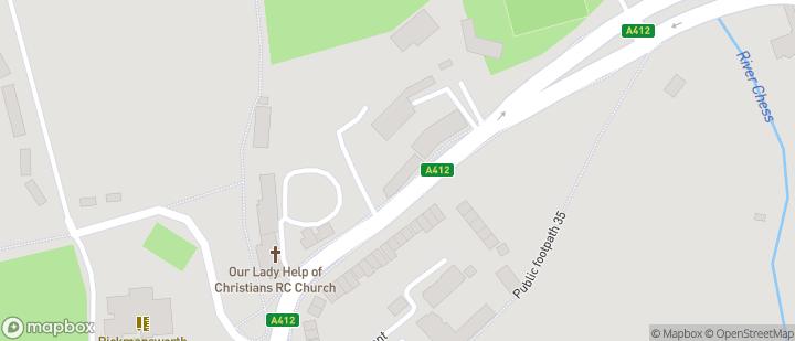 Croxley Green Scotsbridge Playing Fields