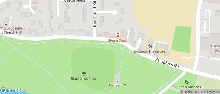 Boxmoor Cricket club