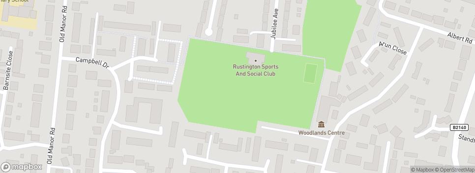 Rustington FC Recreation Ground
