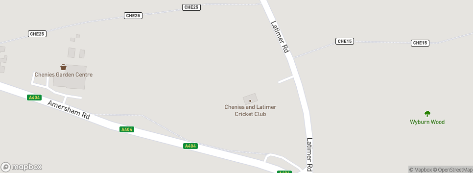 Chenies & Latimer CC Chenies and Latimer Cricket Club