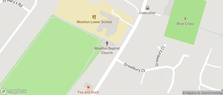 Wootton Blue Cross FC