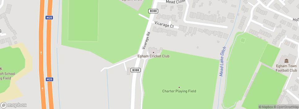 Egham Cricket Club Egham Cricket Club