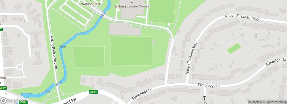 Westfield FC Woking Park