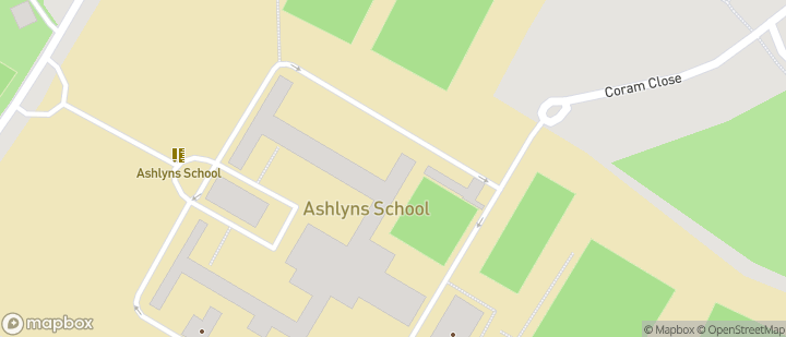 Ashlyns School Sports Hall & Astro