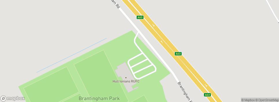Hull Ionians RUFC Brantingham Park