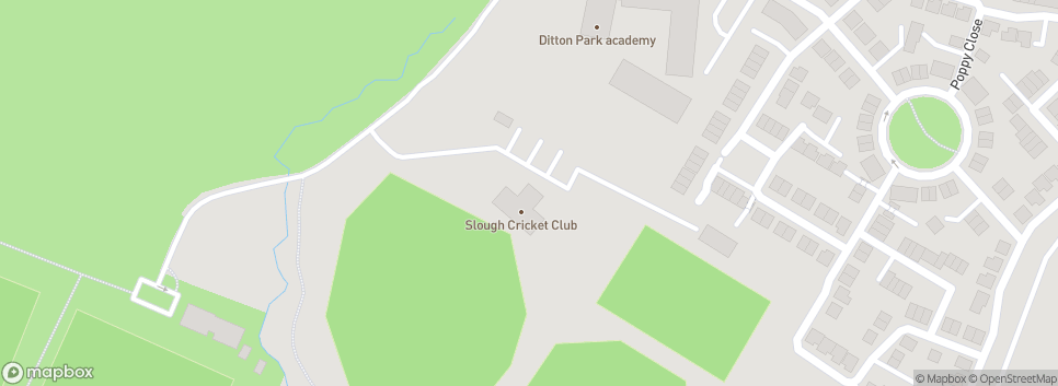 Slough Cricket Club Upton Court Road