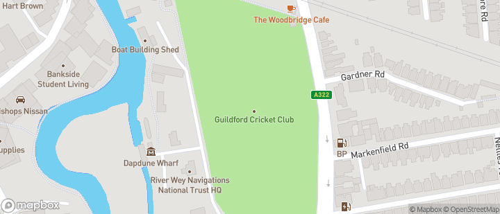 Guildford Cricket Club - Woodbridge Rd