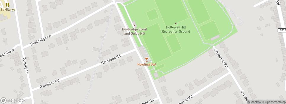 Godalming Cricket Club Holloway Hill Recreation Ground