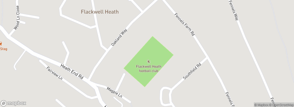 FLACKWELL HEATH FC Wilks Park
