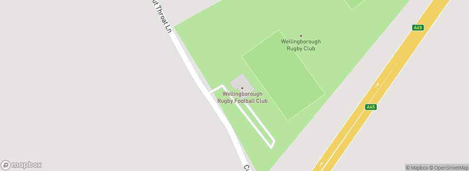 Wellingborough R.F.C. Cut Throat Lane