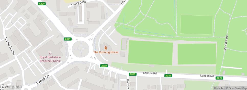 Bracknell RFC Lily Hill Park