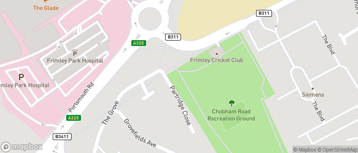Frimley Cricket Club