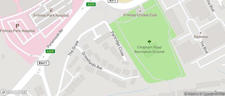 Frimley CC