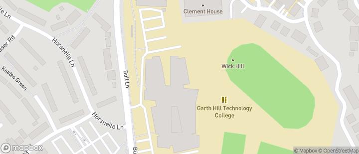 Bracknell RFC - Garth Hill College