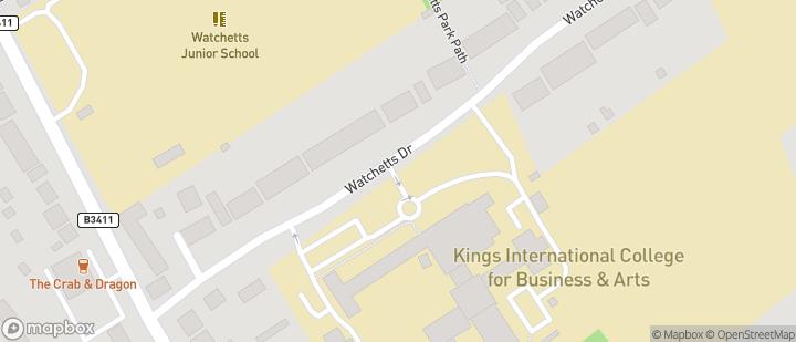 Camberley & Farnborough HC (Kings International College)