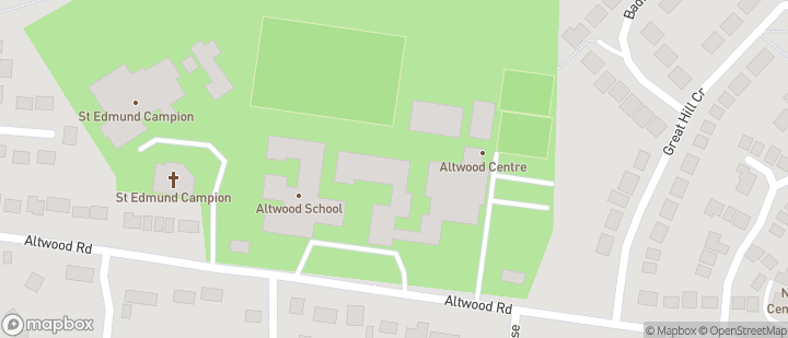 Altwood School Astroturf
