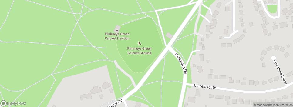Pinkneys Green Cricket Club Pinkneys Green CC