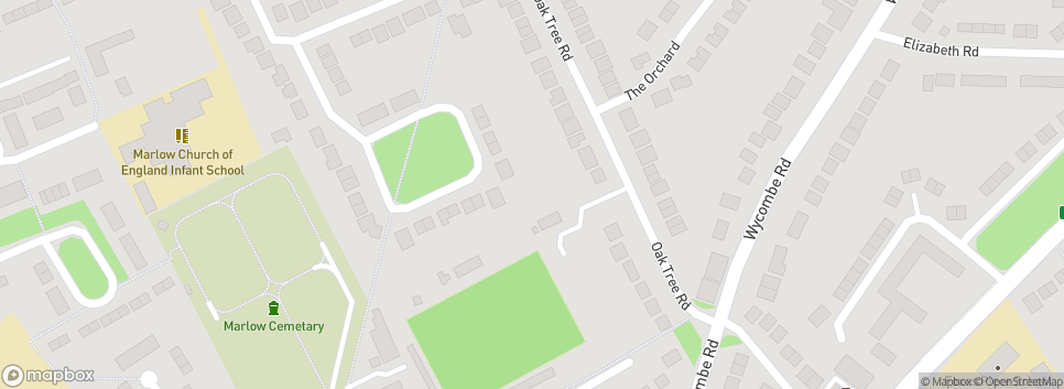 Marlow United Football Club Oak Tree Road