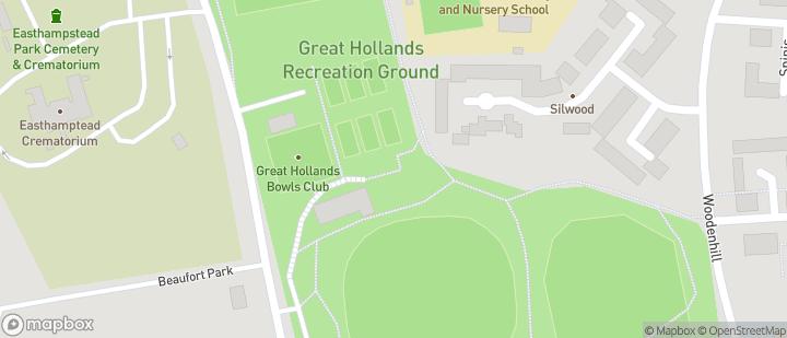 The Crematorium Ground, Bracknell
