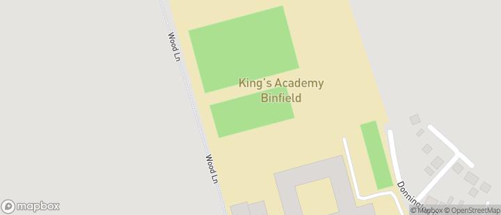 King's Academy Binfield- Court 4