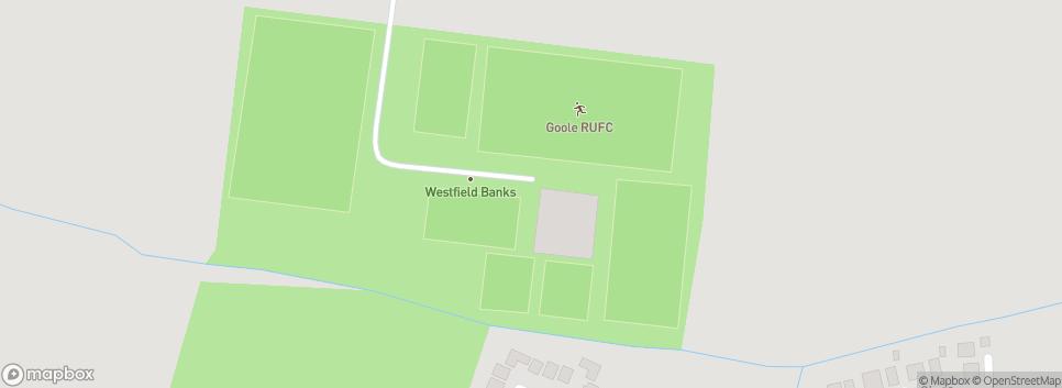 Goole RUFC Westfield Banks
