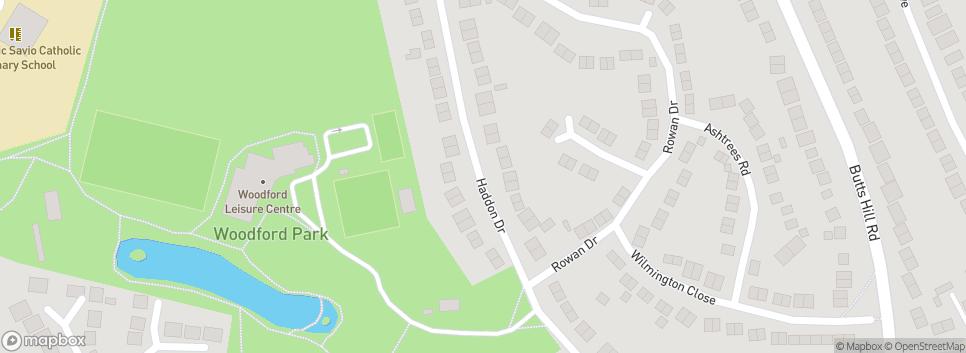 Woodley Netball Haddon Drive