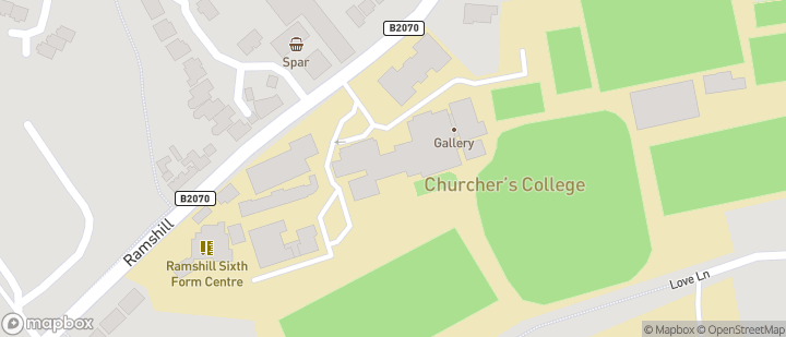 Churchers College