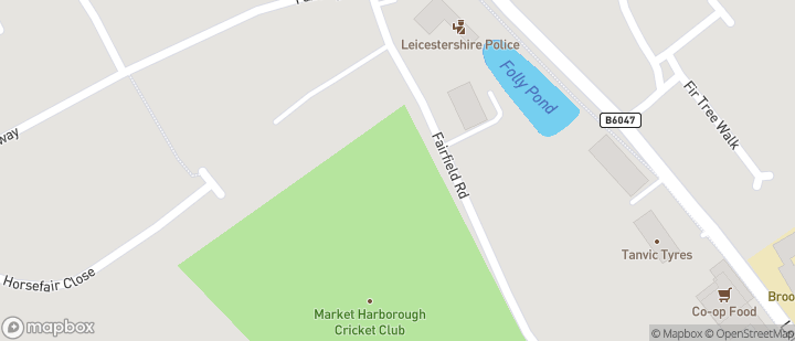 Market Harborough Cricket Ground