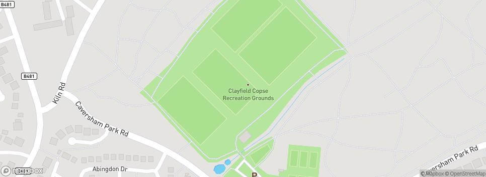 Caversham AFC Clayfield Copse