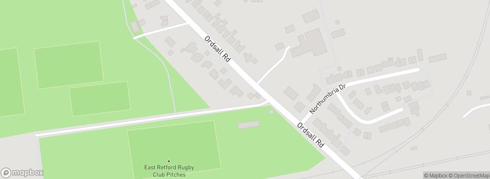 East Retford RUFC Ordsall Road