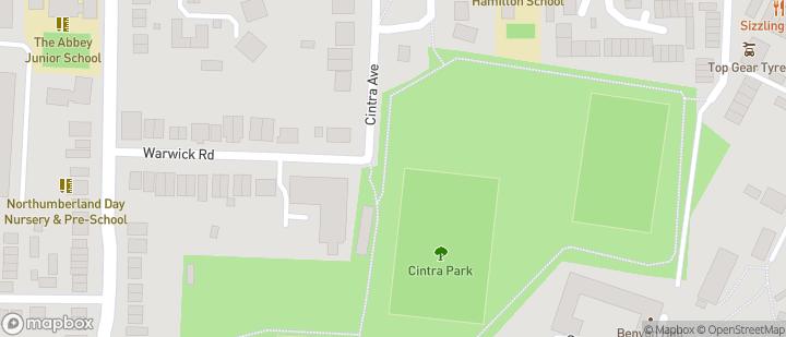 Cintra Park, Reading