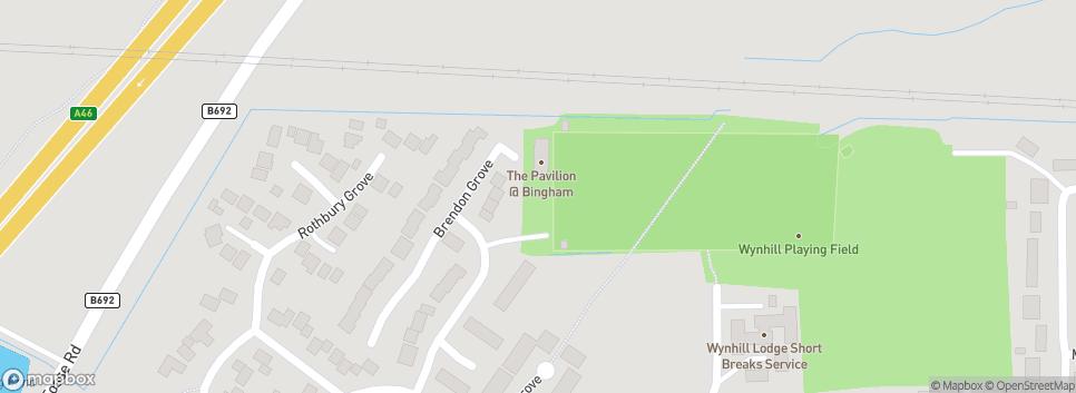 Bingham RUFC The Pavillion