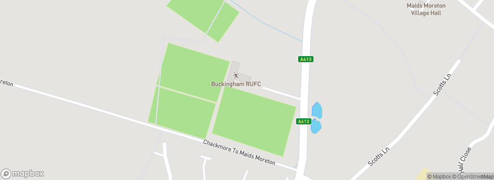 Buckingham RUFC Floyd Field