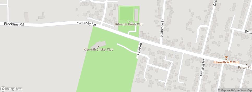 Kibworth Cricket Club Fleckney Road