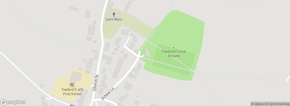 Twyford Cricket Club - Bucks The Recreation Ground
