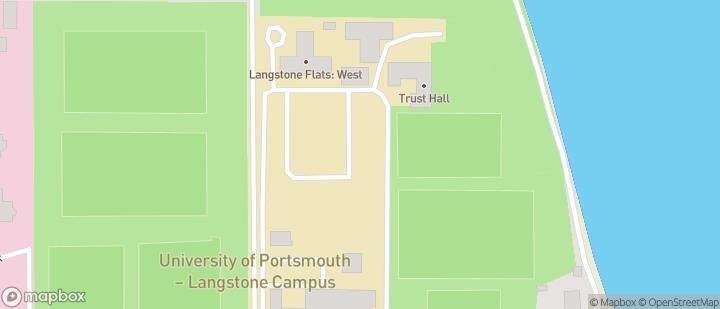University of Portsmouth Pitch