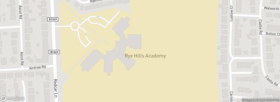Redcar Hockey Club Rye Hills School