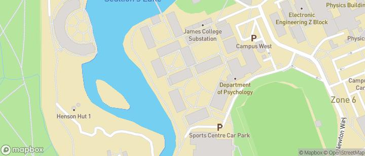 Univeristy of York Sports Centre
