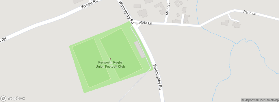 Keyworth Rugby Football Club Willoughby Road